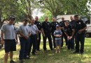 No one came to this 8-year-old's birthday party, so Hurst police got involved