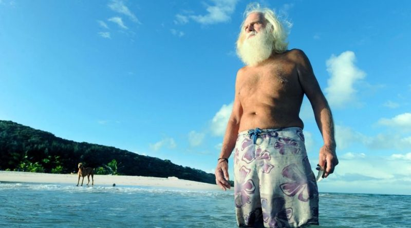 This Man Has Happily Lived on a Desert Island for 20 Years