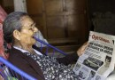 At 96, Mexican Woman Fulfills Dream Of Going To High School