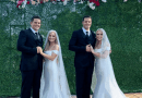 'Double Fairy Tale!' Identical Twin Sisters Marry Identical Twin Brothers in Joint Ceremony