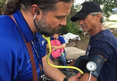 The Homeless Get Sick; 'Street Medicine' Is There For Them