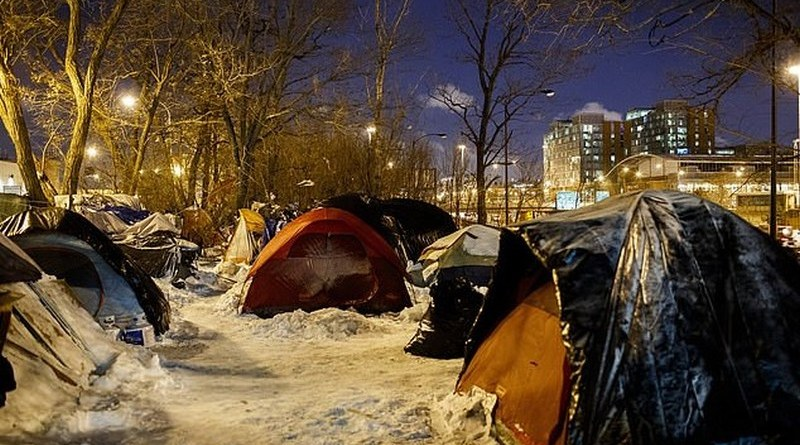 Good Samaritans Pay for Hotel Rooms to House 70 Homeless People During Polar Vortex