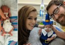 He Was Born Weighing Less Than A Soda Can. This Week, Baby Connor Went Home