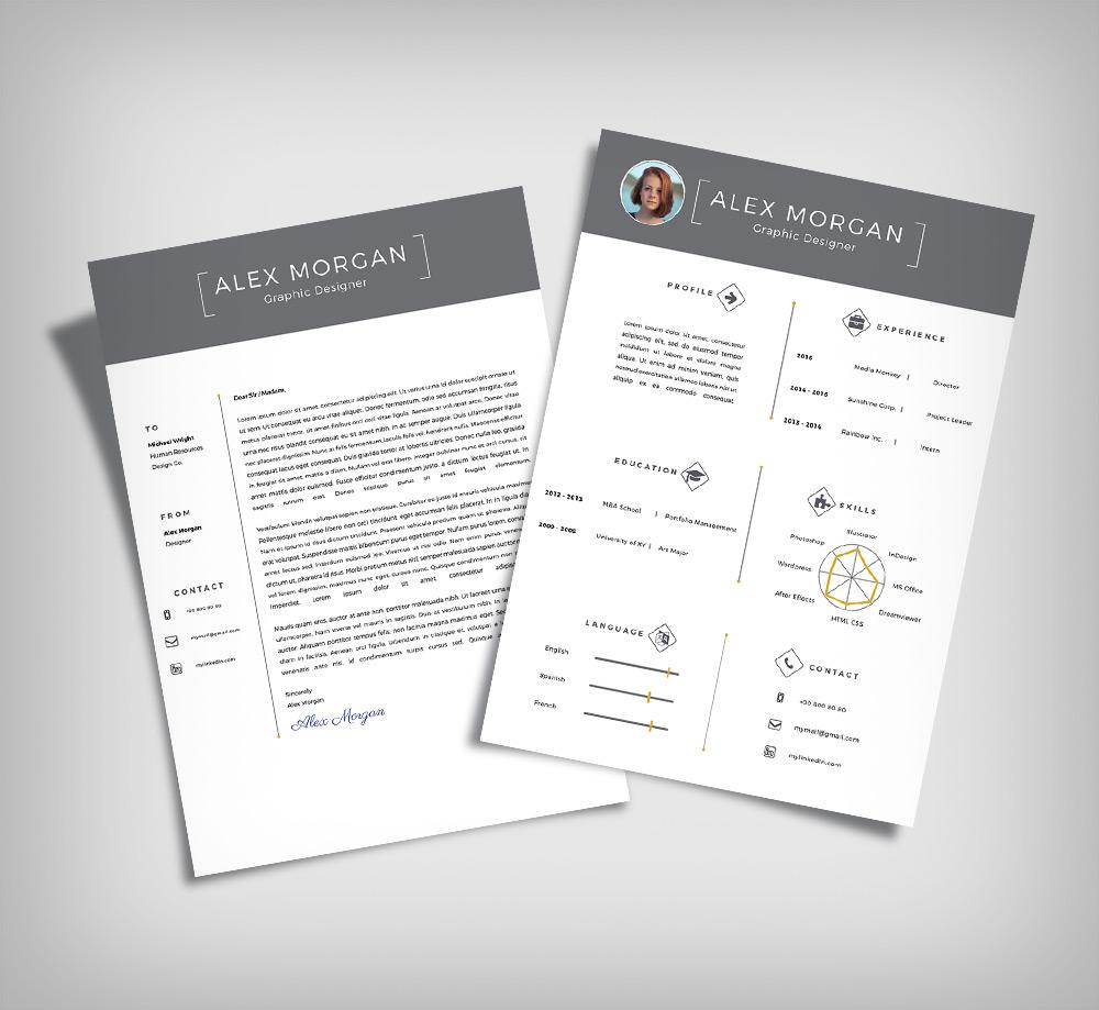 free simple resume