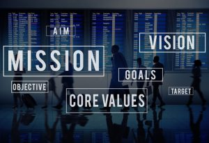 Law firm content marketing mission statement