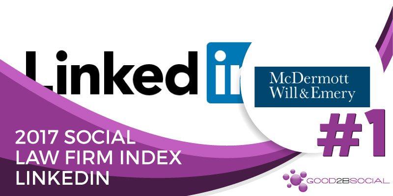 Social Law Firm Index 2017 McDermott