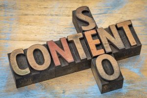 Content Using SEO