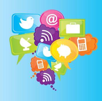 law firm social media content