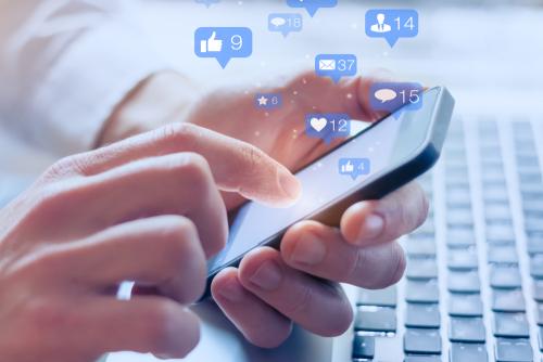 Law Firm's Social Media
