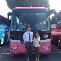 車内カラオケ大宴会〜国宝姫路城から塩田温泉 ~御一行さまツアー