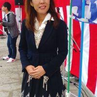 四條畷市の「第11回なわてふれあい商工まつり」の司会に来ております♪