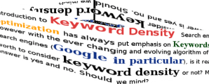 Keyword Density Tools