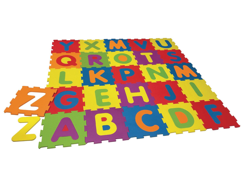Spark Create Imagine Alphabet Foam Mat