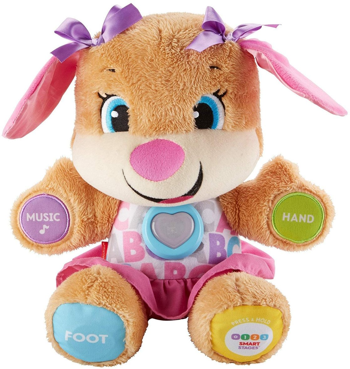 Fisher-Price Laugh & Learn Smart Stages Puppy – Sis