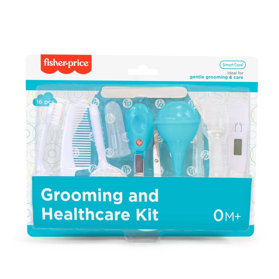 Fisherprice 16pc Grooming & Healthcare Set