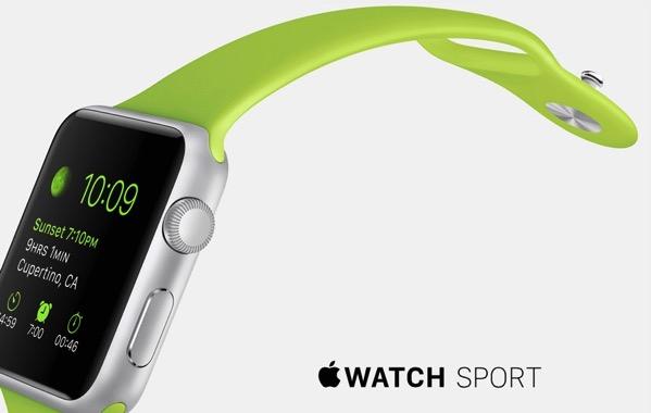 Apple Apple Watch Sport