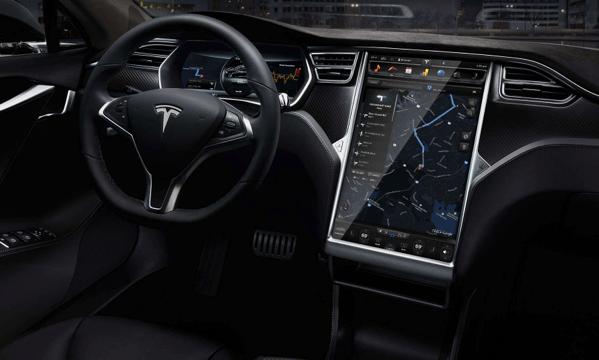 Model S Tesla Motors Europe