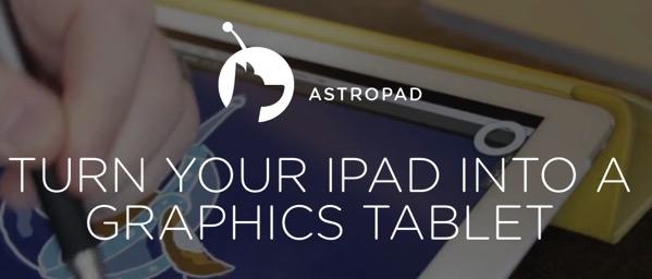 Astropad for iPad