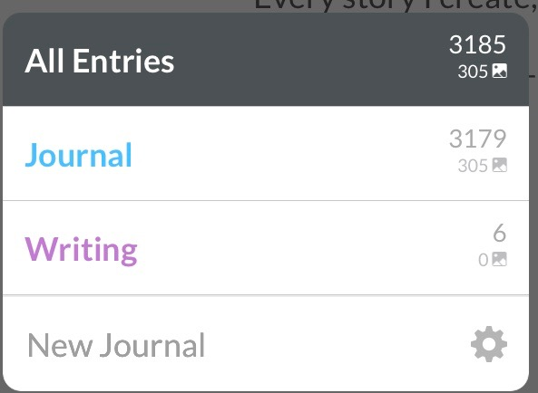 Multiple Journals in Day One
