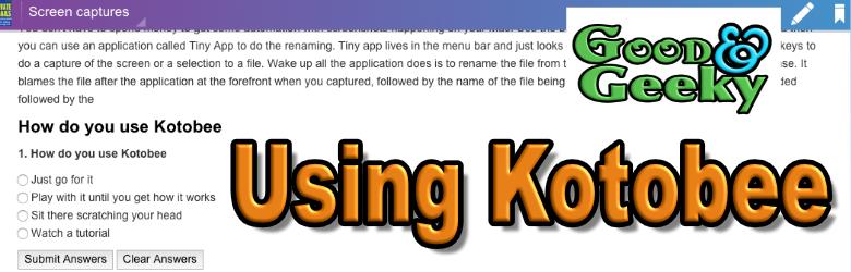 eBook Creator Software Kotobee