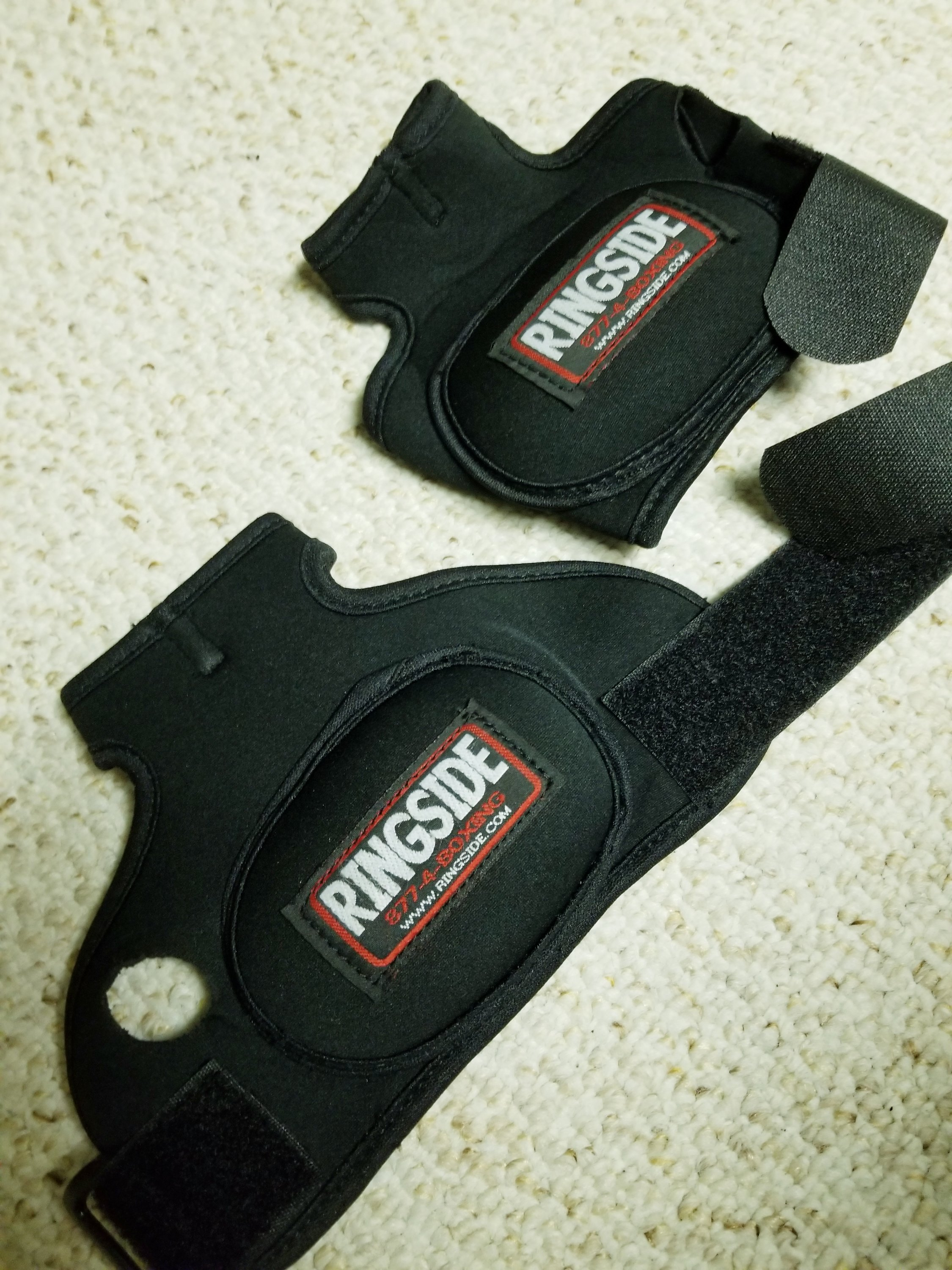 Weighted Boxing Gloves