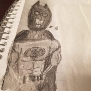 Batdude Cartoon