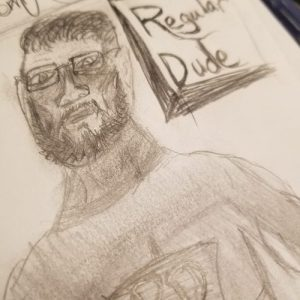 Regular Dude – (Possible) Comic Book Hero Guy