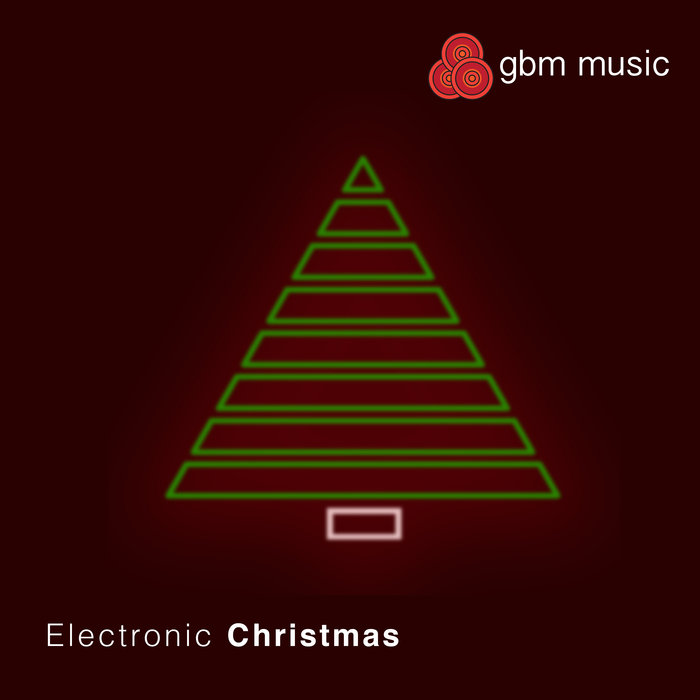 Electronic Christmas Cover