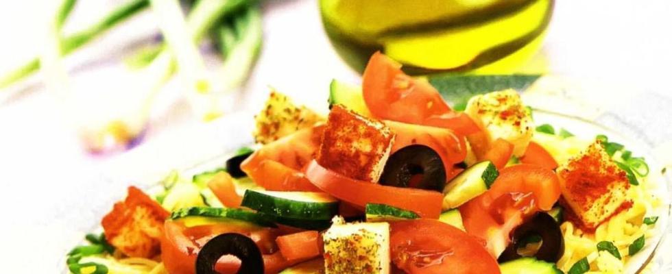 Салат афины