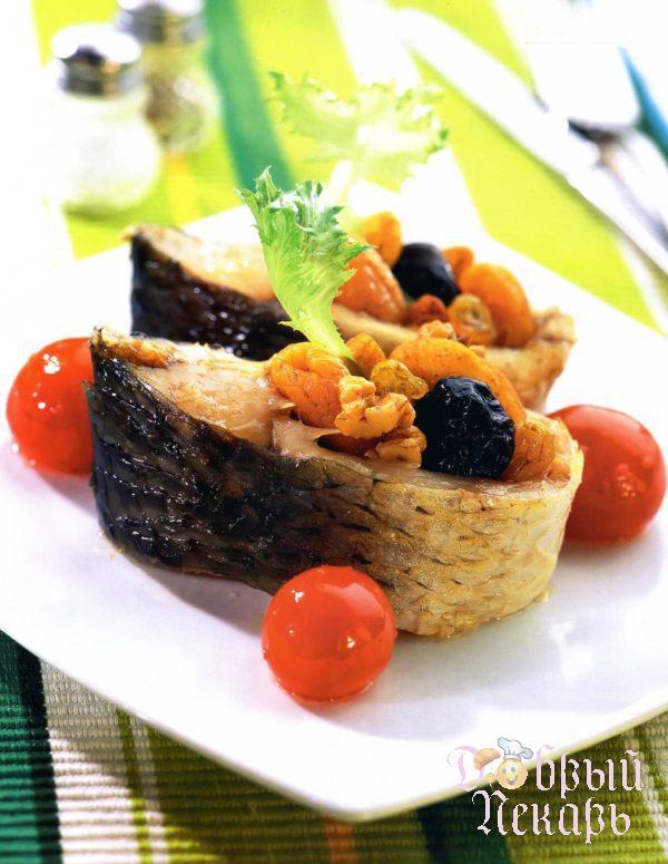 рыба по-арабски