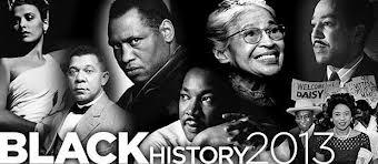 black history 2013