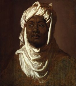 Peter Paul Rubens, (Flemish, 1577–1640), Head of an African Man Wearing a Turban, ca. 1609