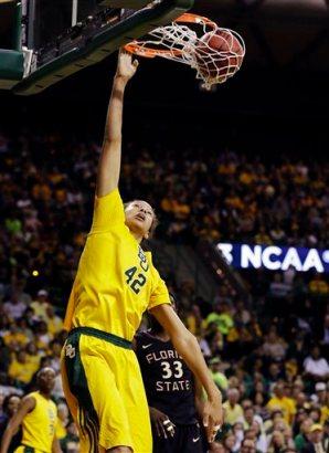 NCAA Florida St Baylor Basketball