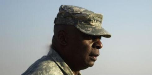 General Lloyd Austin