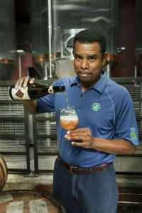 Brooklyn brewmaster Garrett Oliver. (Credit, photographer Brett Casper)