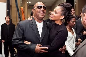 Stevie Wonder and Alicia Keys