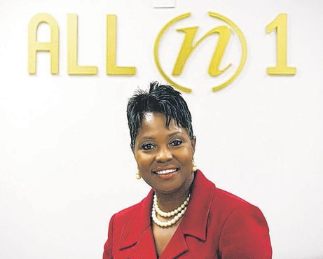 Mary Parker, CEO of All N 1 Security