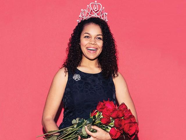 Pasadena Rose Bowl Parade Queen, 17 Year-Old Madison Triplett
