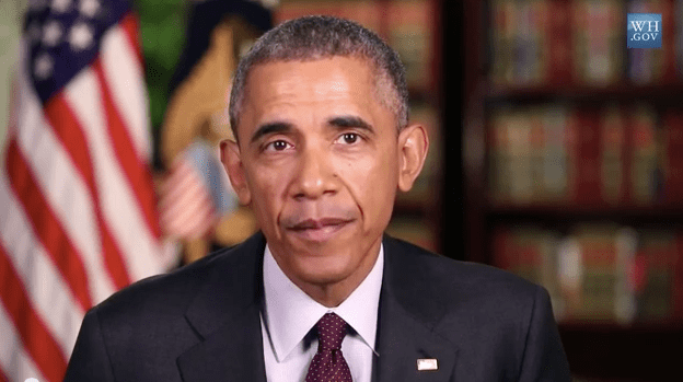President Barack Obama (Courtesy: YouTube)