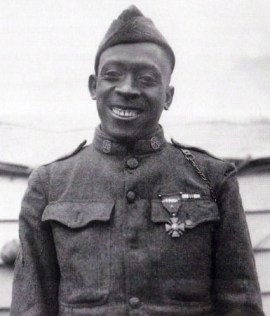 Harlem Hellfighter Henry Johnson