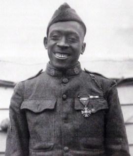 Harlem Hellfighter Henry Johnson