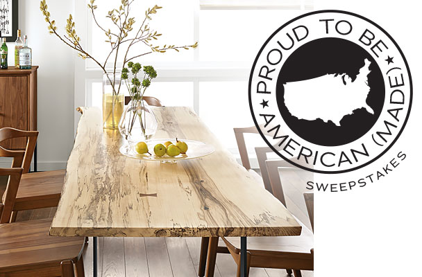 Proud to be American (Made) Sweepstakes