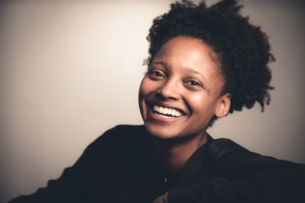 Tracy K. Smith (photo via arts.princeton.edu)