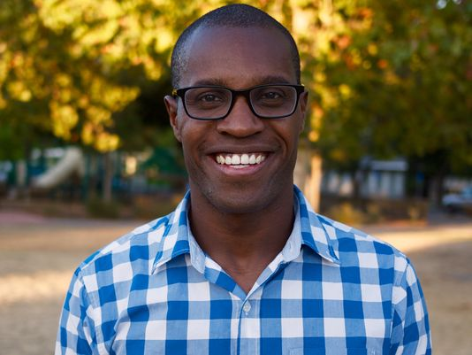 Pinterest engineer and /dev/color founder Makinde Adeagbo (Photo: Awara Adeagbo)