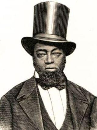 Underground Railroad conductor Samuel Burris (image via delawareonline.com)