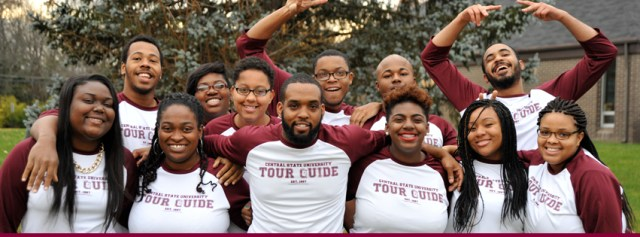 Central State University students (photo via central state.edu)
