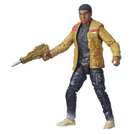 Star Wars The Black Series 6 Inch Finn (Jakku)
