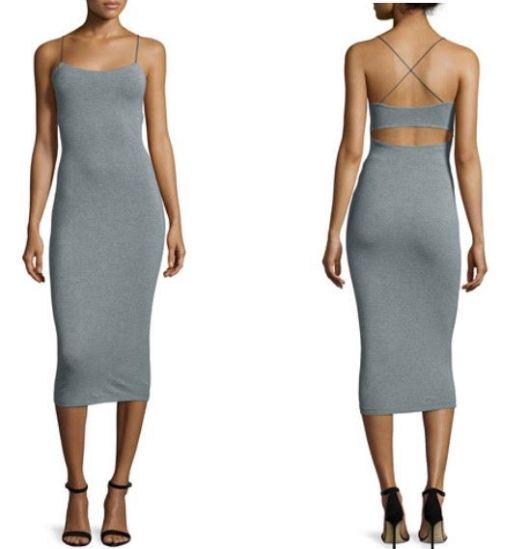 Midi Dress T by Alexander Wang