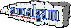 Amalgam Comics and Coffeehouse