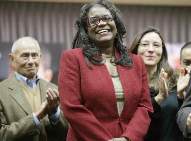 New LAUSD Superintendent Michelle King (photo via latest-headlines.com)